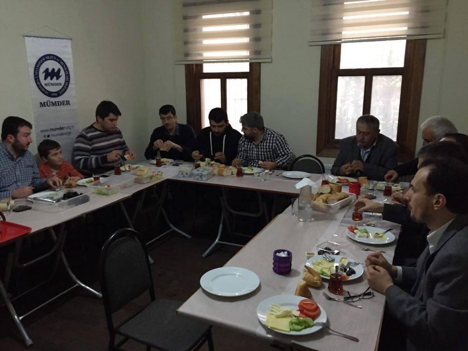 İlahiyat Mezunları Kahvaltı Programımızı Gerçekleştirdik