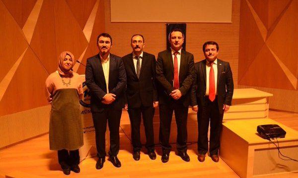 """Sümeyye Ertekin ve Uğur Yıldırım ile """"Mülteciler"""" Konulu Konferansımızı Gerçekleştirdik"""