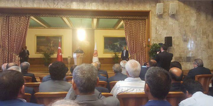 MÜMDER'den Meclis Başkanına Anlamlı Ziyaret