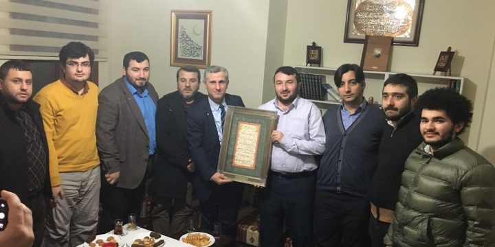 AGD İstanbul İl Başkanı Ali Uğur Bulut ve Yönetim Kurulu Derneğimize İade-i Ziyarette Bulundular