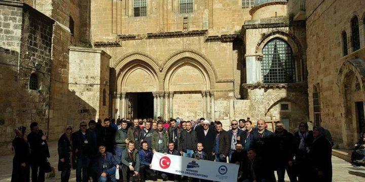 Kudüs Gezisinden