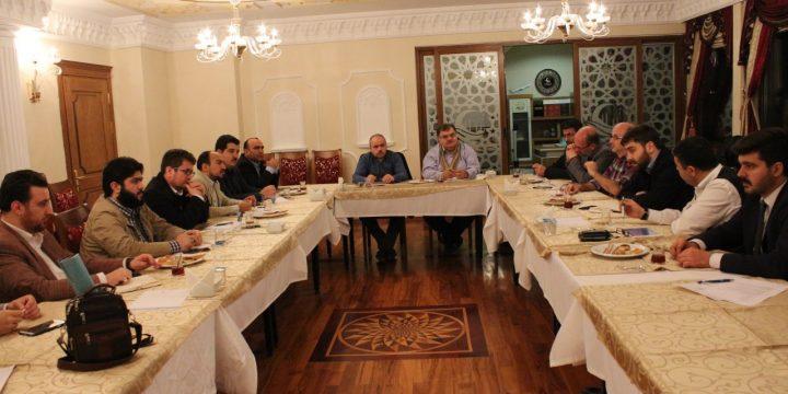 TGSP Medya Toplantısına Katılım Sağladık