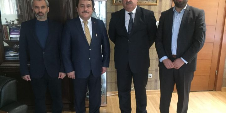İstanbul KYK İl Müdürlüğüne Ziyaret