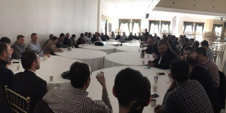 Marmara Hukukçular Buluşmasına Katılım Sağladık