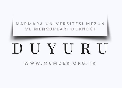 MÜMDER 2020-2021 Eğitim  Dönemi Burs Başvuruları Başladı