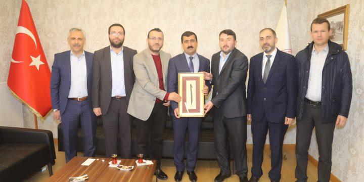 İETT Genel Müdürü Ahmet BAĞIŞ Ziyareti