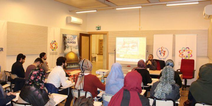 Rehberlik Eğitimi-1 [Kudüs Rehberi Yetiştirme Projesi]