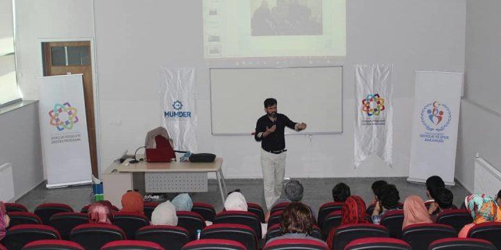 Kudüs'te İnsan Hakları İhlali ve İsrail'in Uyguladığı Sosyo-Kültürel Yıkım [KRYP SEMİNERLERİ]
